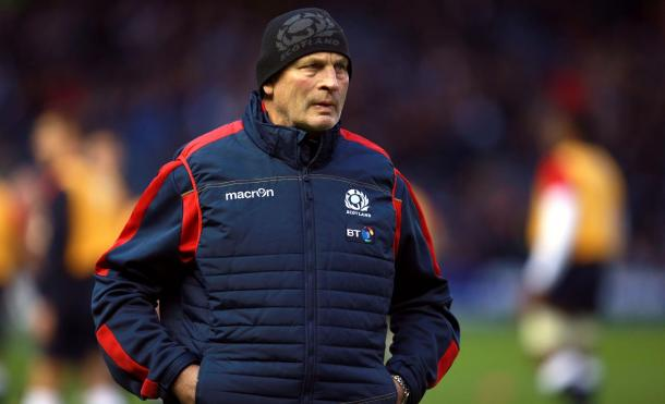 Can Cotter guide Scotland to an historic win? | Image source: The Sun