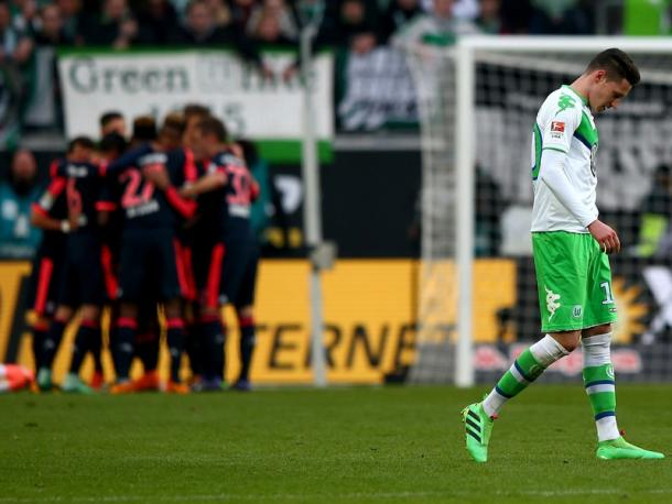 It was another disappointing defeat for the Wolves. | Image source: kicker - Getty Images