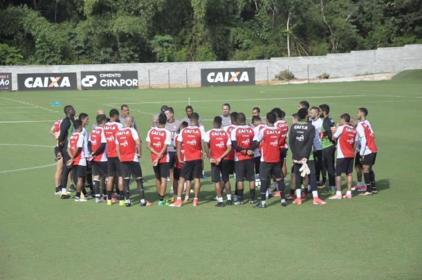 (Foto: Divulgação / ECVitoriaOFICIAL)