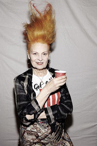 Vivienne Westwood | Foto: Pinterest