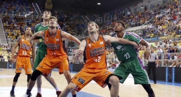 Valencia cuenta con el facto campo a su favor. Foto: ACB