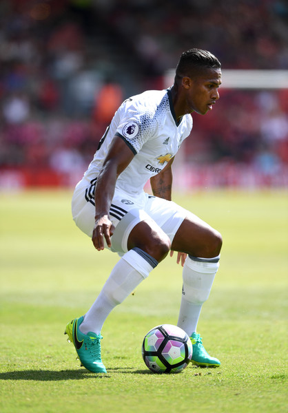 Valencia in action against AFC Bournemouth | Photo: Stu Forster/Getty Images