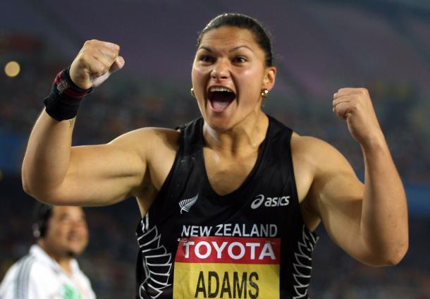 Su hermana Valerie, doble campeona olímpica   Foto: New Zealand Olympic Team