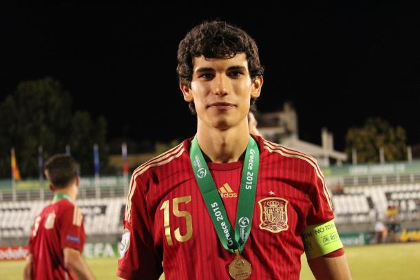 Jesús Vallejo | Fotografía: RFEF