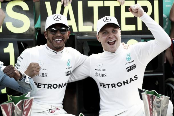Mercedes apuesta por mantener la alineación actual | Getty Images