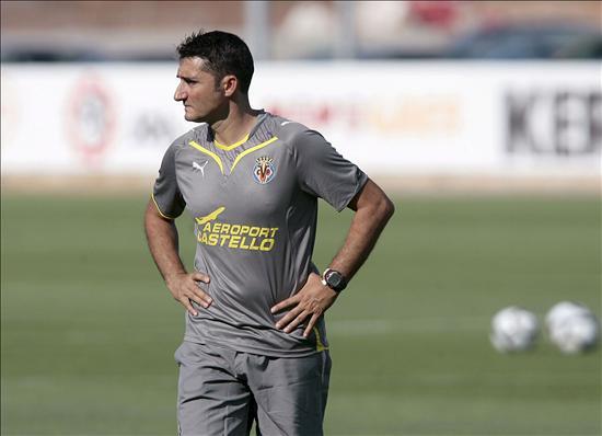 En su etapa en el submarino amarillo FOTO: Villarreal CF