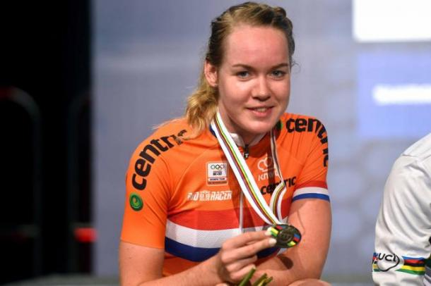 Van Der Breggen is also another hot favourite today / CyclingNews