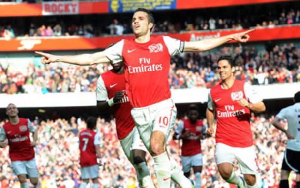 Fuente de la imagen: Arsenal Fc