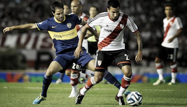 Fue notable su rivalidad con Boca. (Foto: web)
