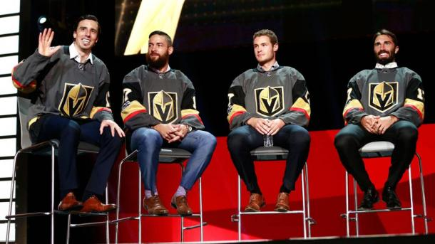 Vegas Golden Knights (Photo:NHL.com)