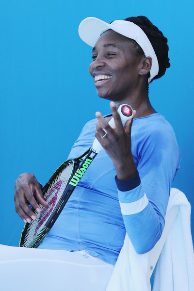 Venus in Melbourne. Photo: Michael Dodge/Getty Images