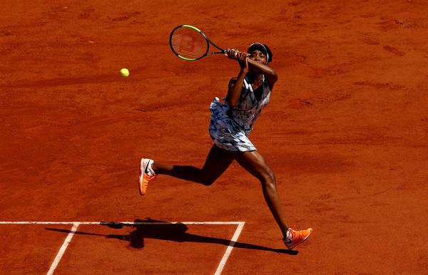 Venus Williams in action | Photo: Adam Pretty/Getty Images Europe