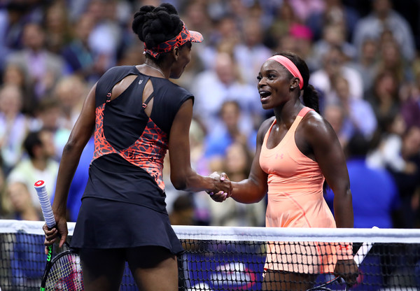 Venus Williams and Sloane Stephens met in the US Open semifinals | Photo: Clive Brunskill/Getty Images North America