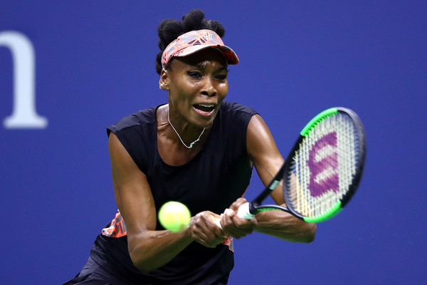 Venus Williams in action | Photo: Clive Brunskill/Getty Images North America