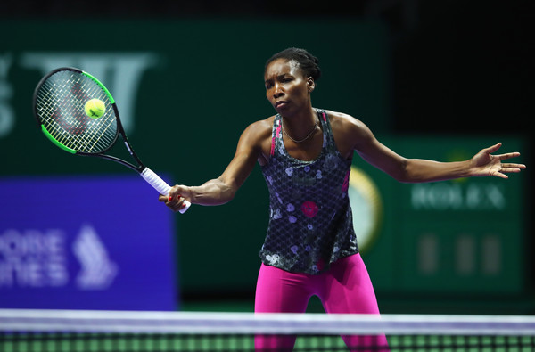Karolina Pliskova beats Venus Williams in Singapore — WTA Finals
