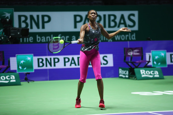 Pliskova kickstarts WTA Finals with statement win over Venus