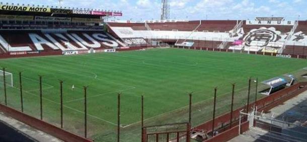En el Estadio Ciudad de Lanús - Néstor Díaz Pérez, sera el lugar donde se llevará a cabo el cotejo por Copa | Foto: ArgNoticias