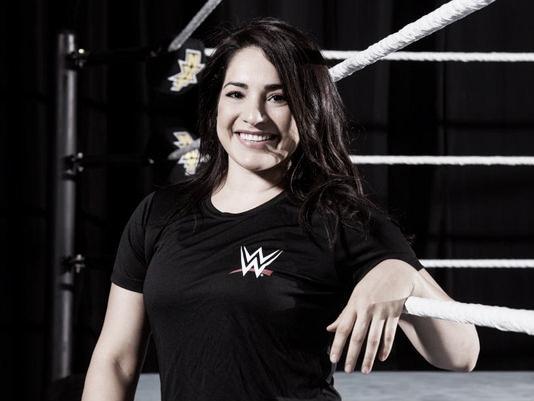 Victoria. Photo-WWE.com