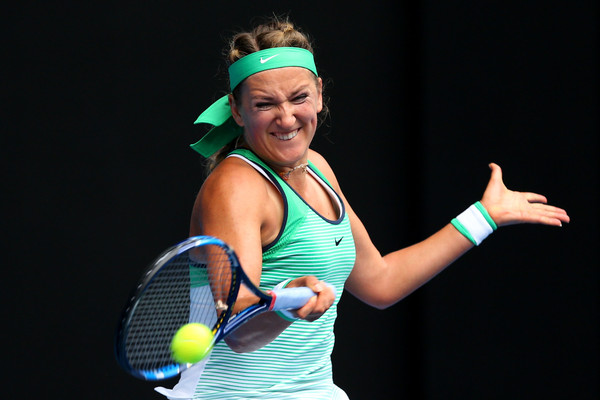 Victoria Azarenka's last appearance at the Australian Open was in 2016, where she made the quarterfinals | Photo: Cameron Spencer/Getty Images AsiaPac