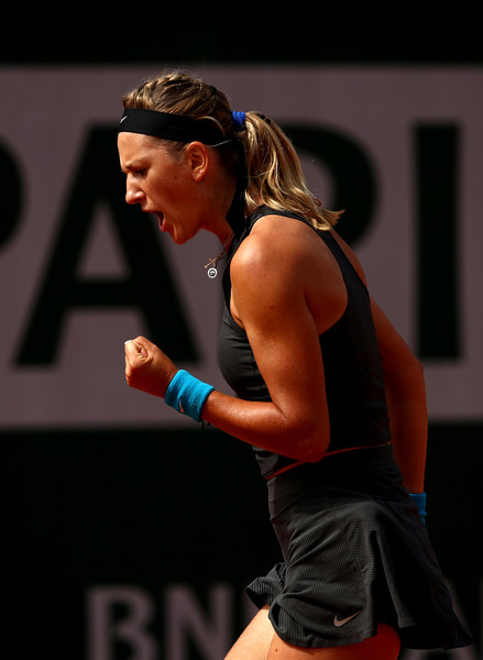 Victoria Azarenka makes her first appearance in Paris since 2016 | Photo: Cameron Spencer/Getty Images Europe