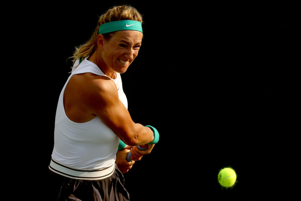 Victoria Azarenka is currently placed 80th in the rankings | Photo: Matthew Stockman/Getty Images North America