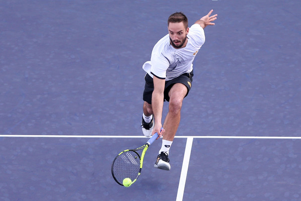Troicki at the Shanghai Rolex Masters (Photo by Zhong Zhi/Getty Images)