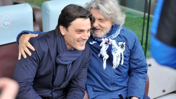 Montella e Ferrero, tuttosport.com