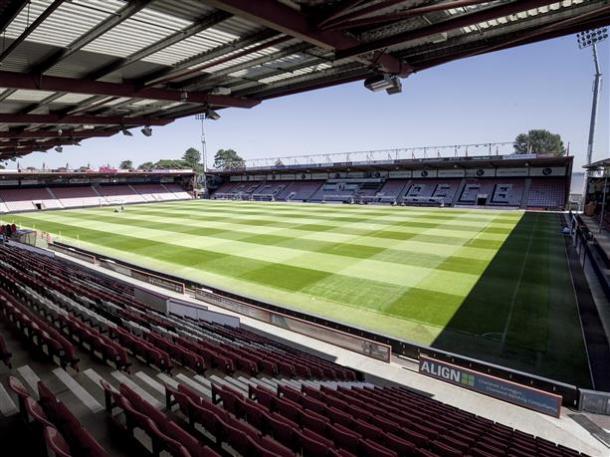 Vitality Stadium | Fuente: afcb.co.uk