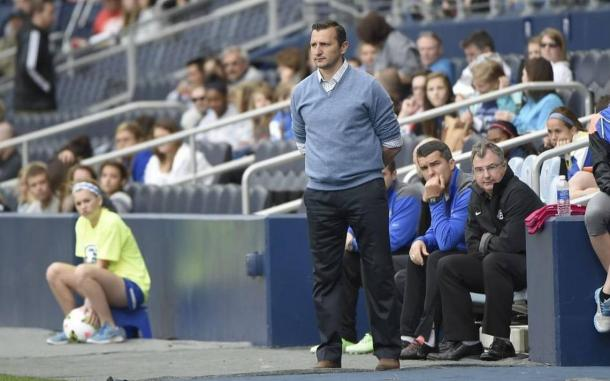 Vladko Andonovski is set to usher in a new era for the Reign | Source: The Kansas City Star