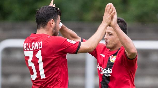 Will Volland and Hernandez prove vital for Leverkusen's success? | ImageCredit: BilderOnline