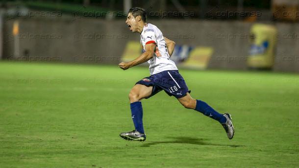 El más reciente de los encuentros se definió con un gol de tiro libre de Mauricio Molina. | Foto: Colprensa