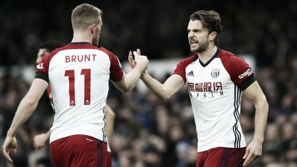 West Brom quiere seguir peleando para salvar el descenso. Foto: Premier League
