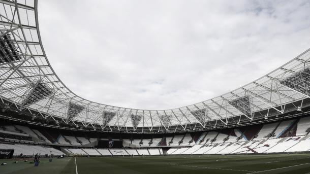 El Estadio Olímpico de Londres presenciará este gran partido de fútbol./ Foto: Premier League