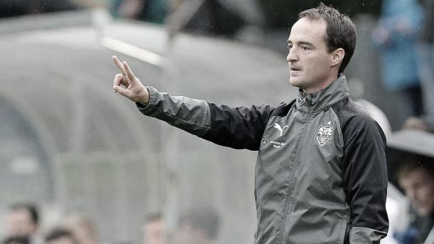Nico Willig será el encargado de salvar al equipo. | Fuente: dfb.de
