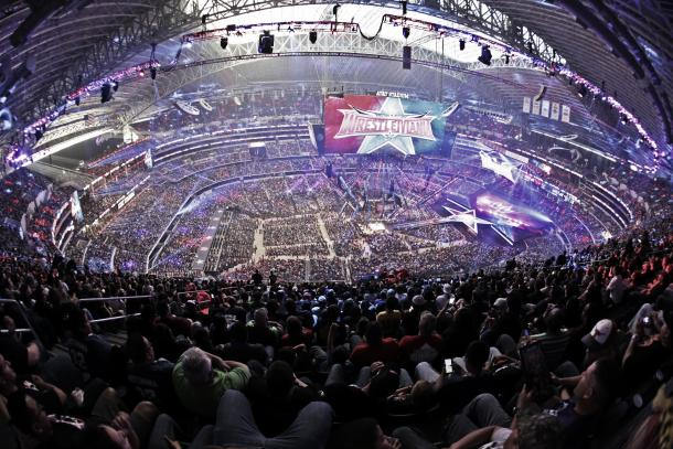 WrestleMania is firmly in the sights of Seymour Gains (image: Wikipedia)