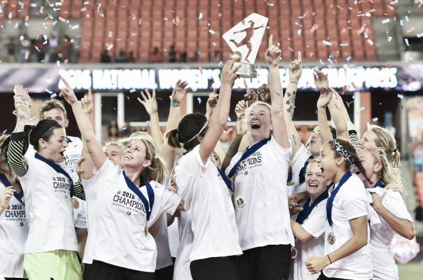 Scott Vallow helped the WNY Flash to the 2016 NWSL Championship (Source: nwslsoccer.com)