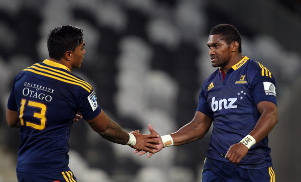 Malakai Fekitoa and Waisake Naholo will continue to lead the Highlanders charge (image via: zimbio)