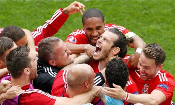 Wales are united as Euro 2016 dream continues / The Guardian