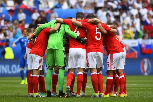 Wales - Together Stronger | Photo: Joe Klamar/AFP