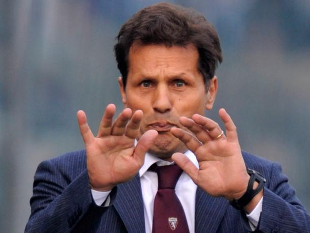New Palermo manager, Walter Novellino has his work cutout if he is to steady a sinking ship (Source: Sempreinter)