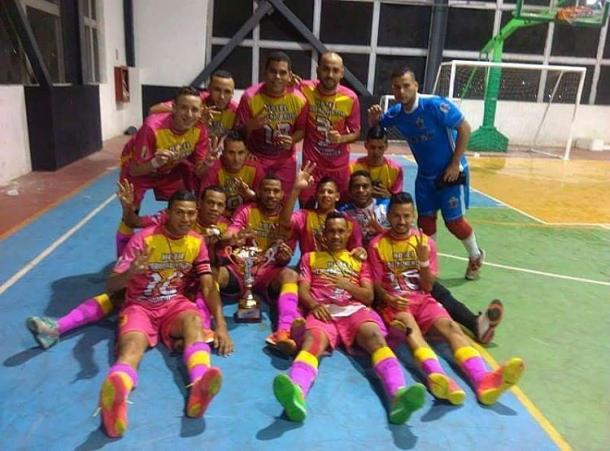 Campeón ausente | Foto: Waraos Futsal