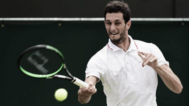 Britain's James Ward (Picture from Sky Sports)