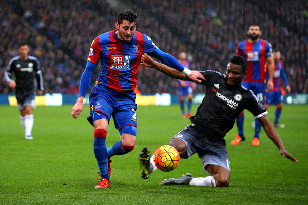 Ward has rarely been out of the side proving himself to be incredibly reliable for Pardew / Zimbio