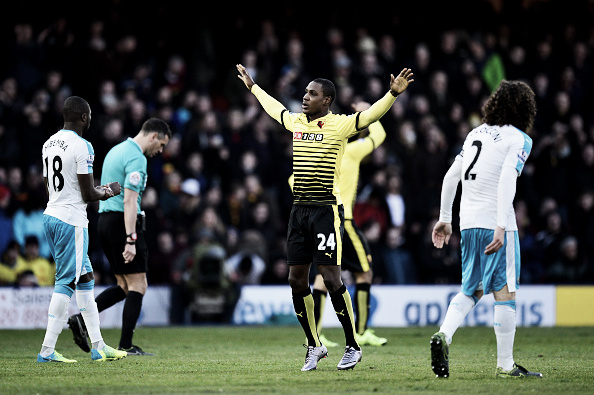 Watford have more than upset the odds this season. Photo: Getty Images
