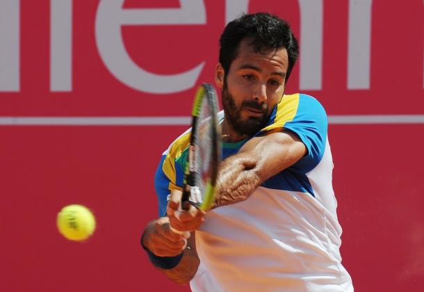 Salvatore Caruso secured a spot in the main draw of the Portuguese ATP Tour tournament. (Photo by Millennium Estoril Open)