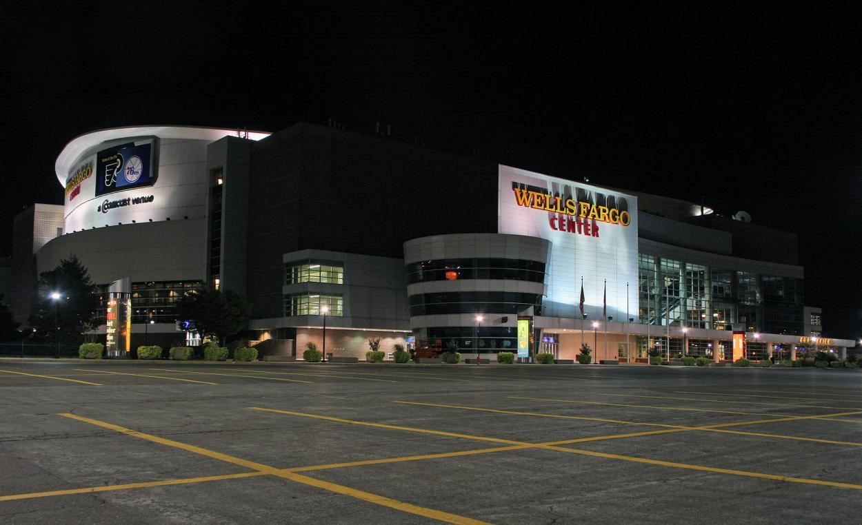 Wells Fargo Center | Foto: Wikipedia