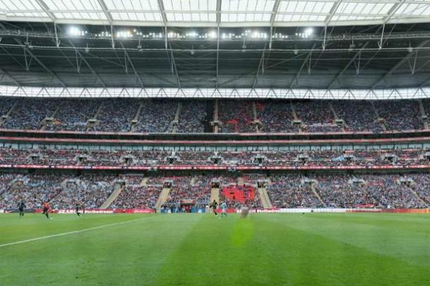 Spurs will play at Wembley next season | Photo: Getty