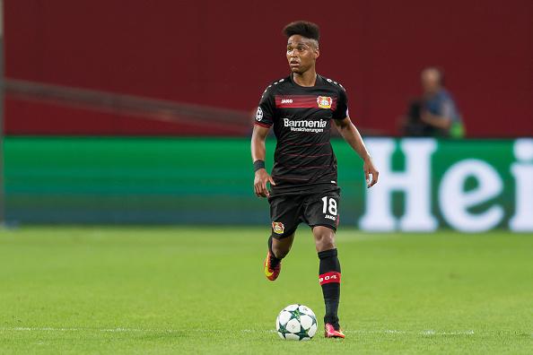 Wendell em ação pelo Bayer Leverkusen (Foto: Getty Images)