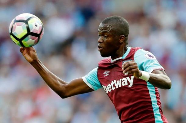 Enner Valencia is in line to make his debut | Photo: Reuters