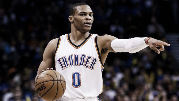 Westbrook had terrific statistics this season. Photo: Getty Images